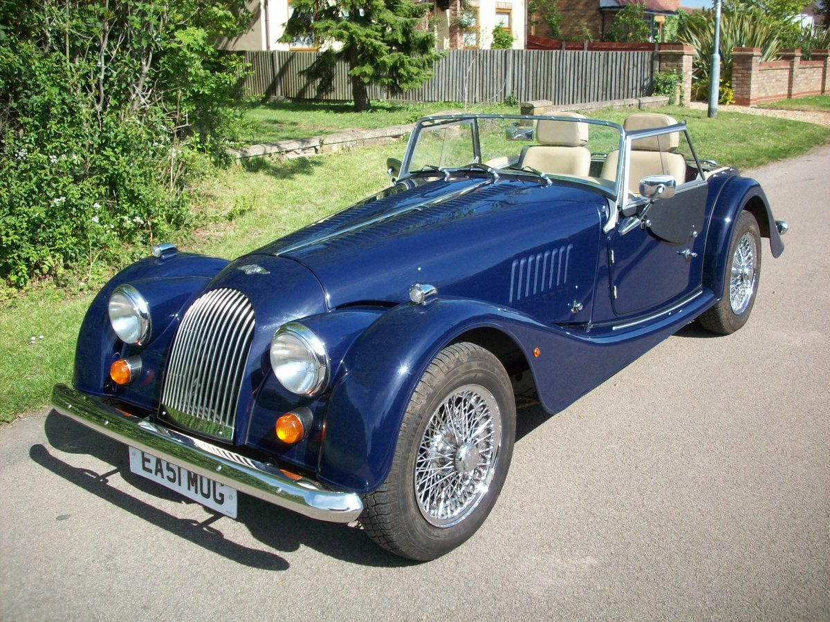 2001 Morgan 4/4 SOLD (picture 1 of 6)