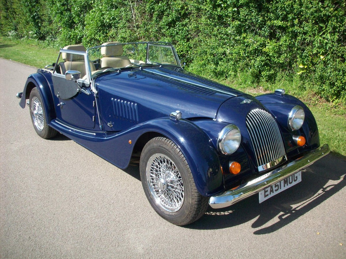 2001 Morgan 4/4 SOLD (picture 2 of 6)