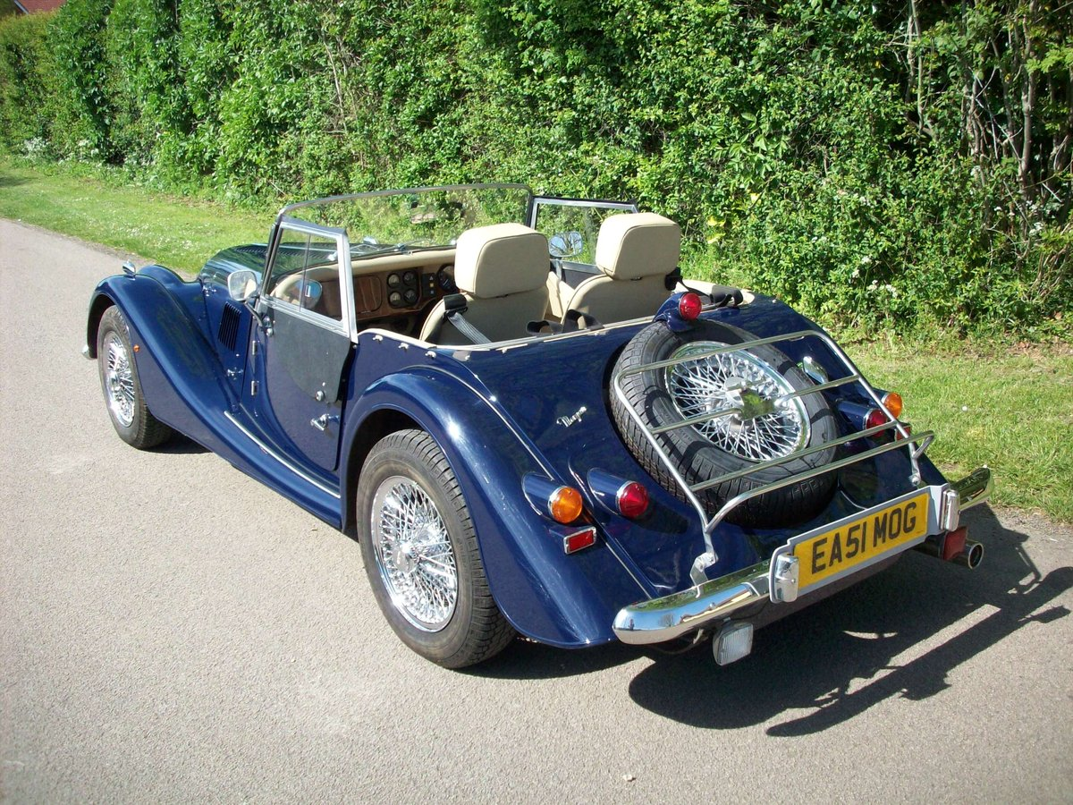 2001 Morgan 4/4 SOLD (picture 3 of 6)