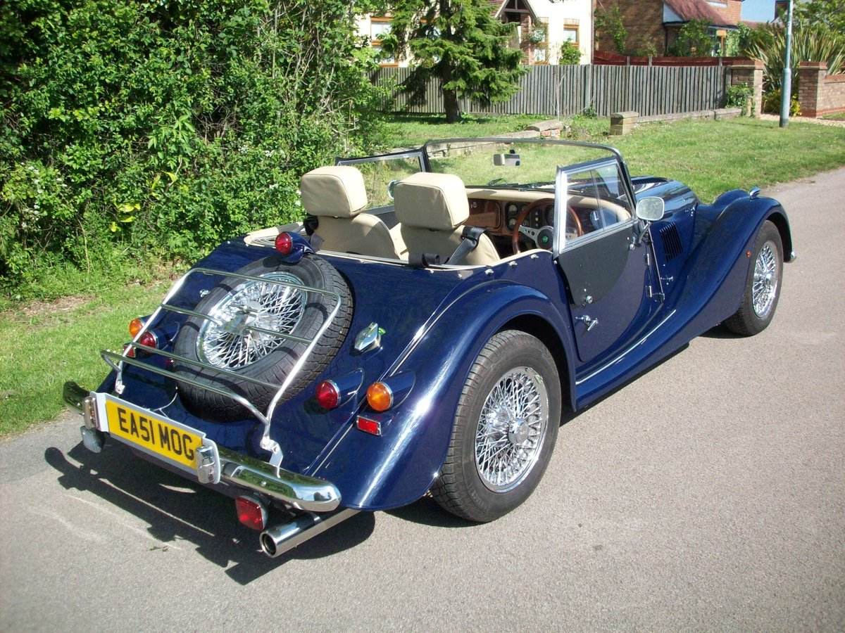 2001 Morgan 4/4 SOLD (picture 4 of 6)