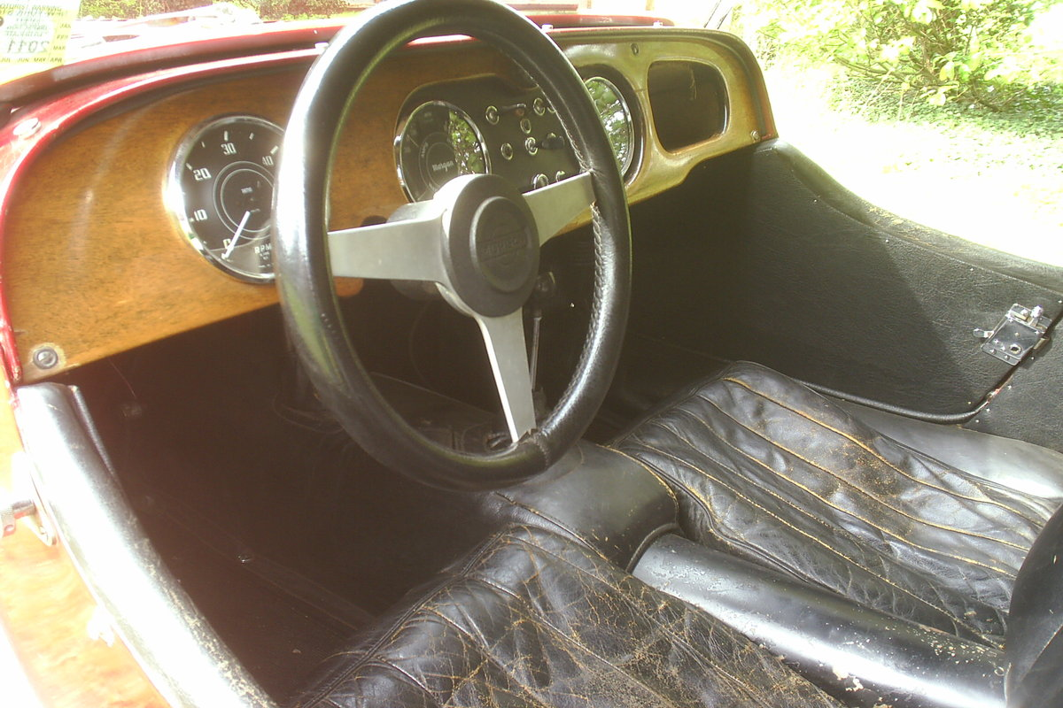 1964 2 Seater - Plus 4 For Sale (picture 4 of 6)