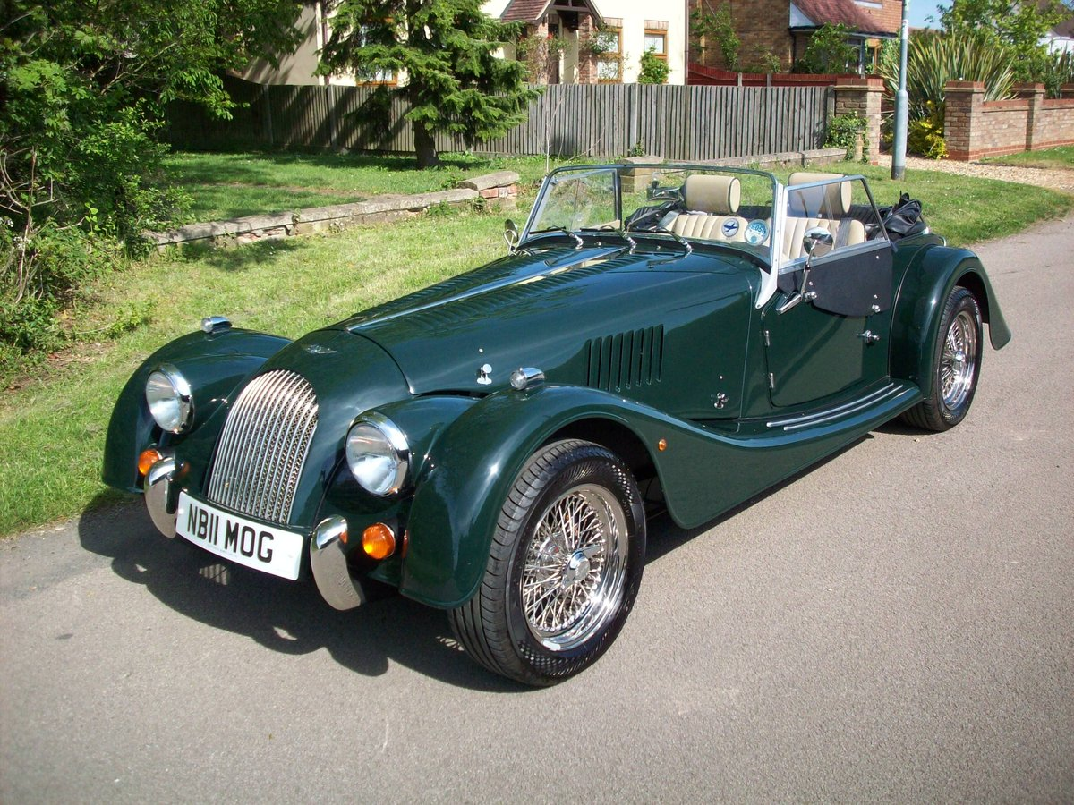 2011 Morgan +4 SOLD (picture 1 of 6)