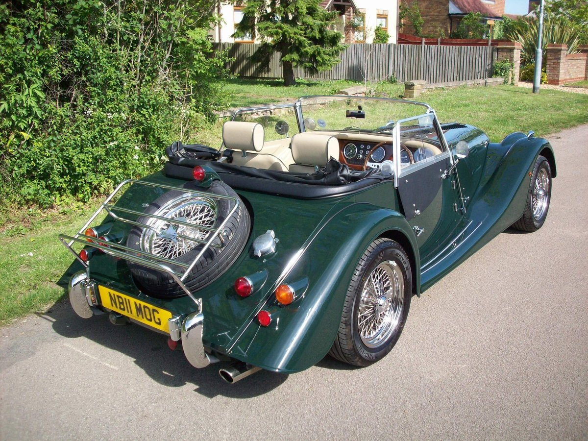2011 Morgan +4 SOLD (picture 4 of 6)
