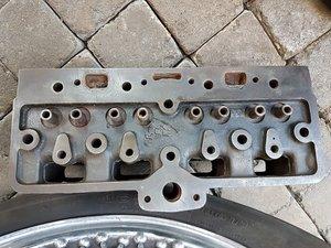 Morgan cilinder head