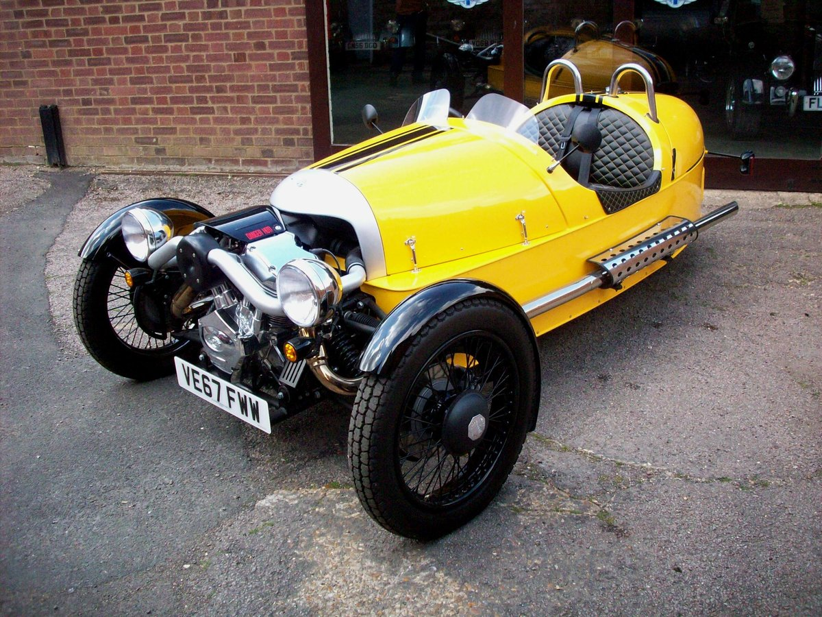2018 Morgan 3 Wheeler For Sale (picture 1 of 6)