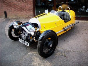 2018 Morgan 3 Wheeler For Sale