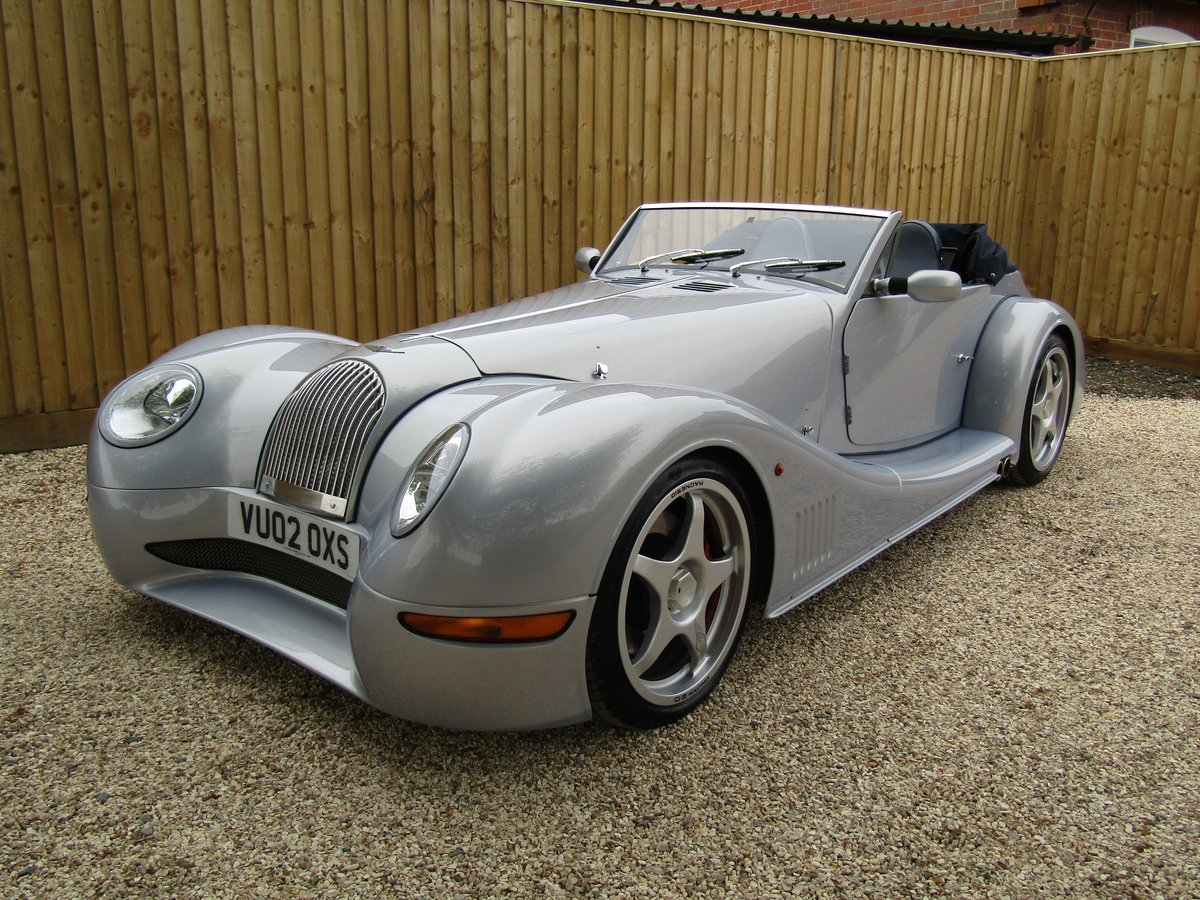 2002 Morgan Aero-8 (series 1) 4.4 V8 SOLD (picture 1 of 6)