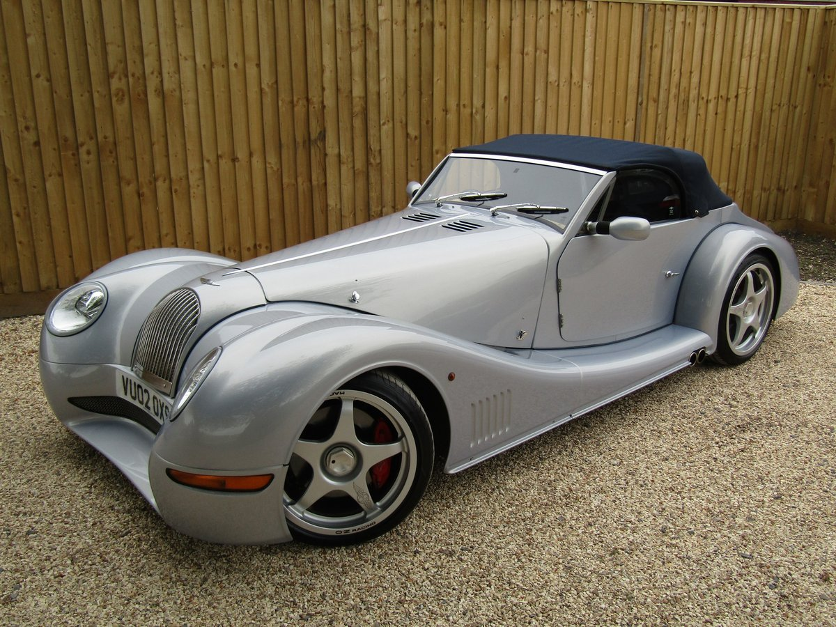 2002 Morgan Aero-8 (series 1) 4.4 V8 SOLD (picture 3 of 6)