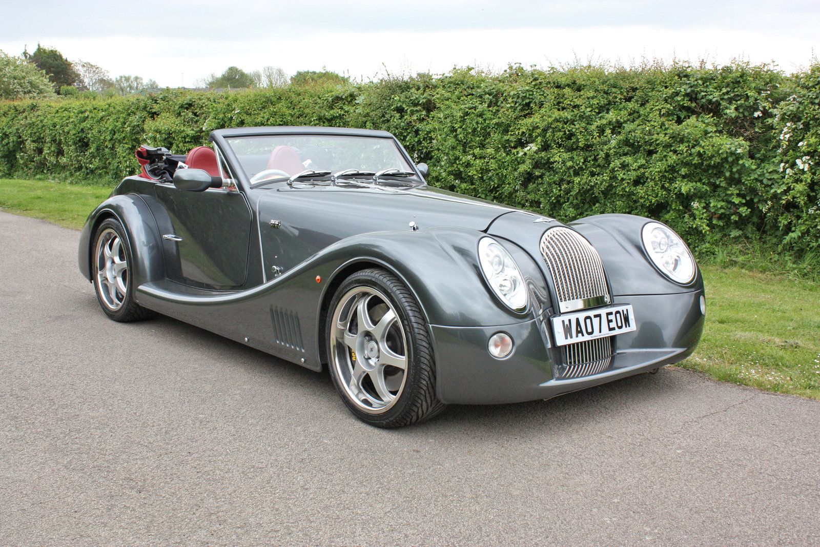 2007 Morgan Aero 8 Series 3 SOLD (picture 1 of 6)
