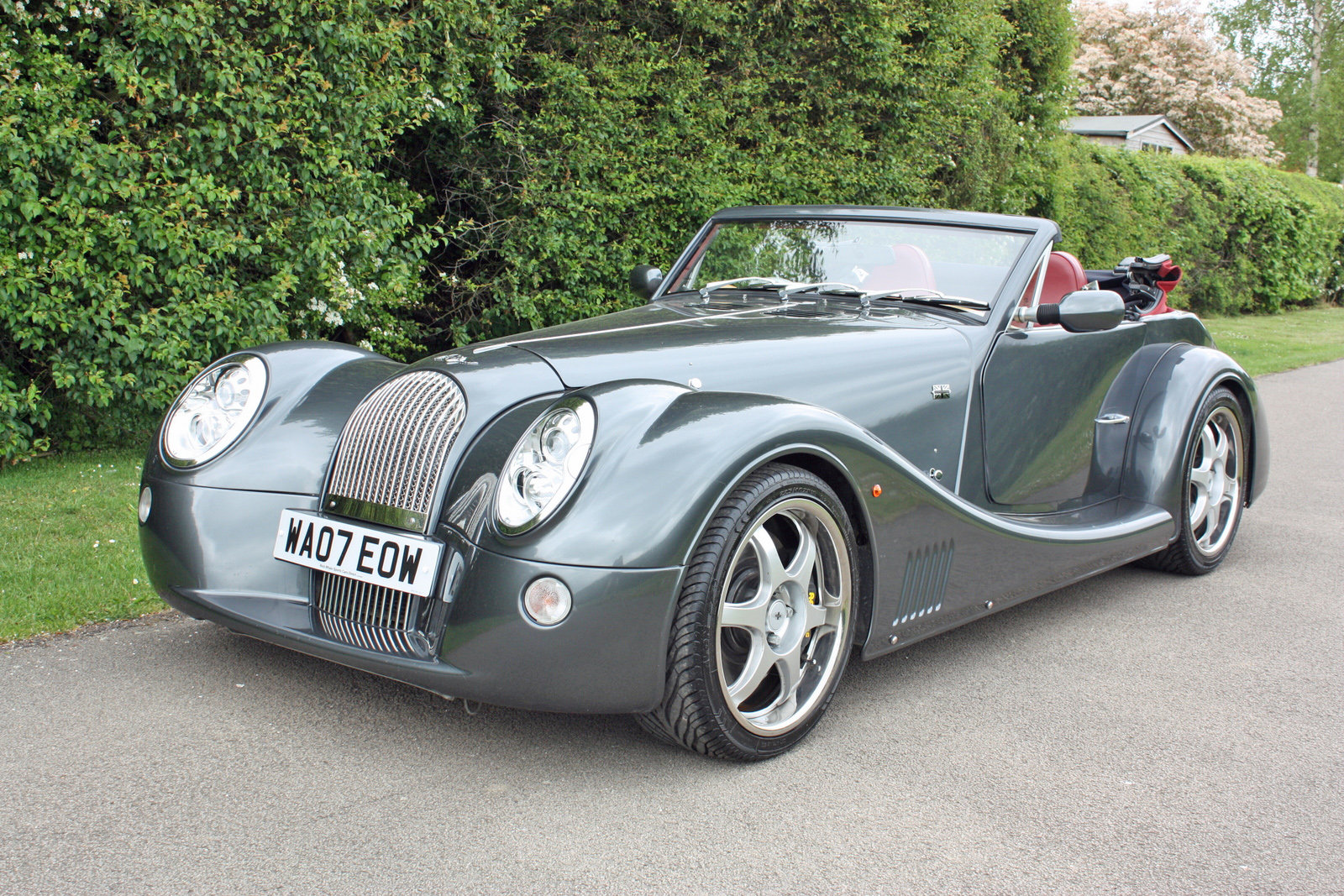 2007 Morgan Aero 8 Series 3 SOLD (picture 2 of 6)