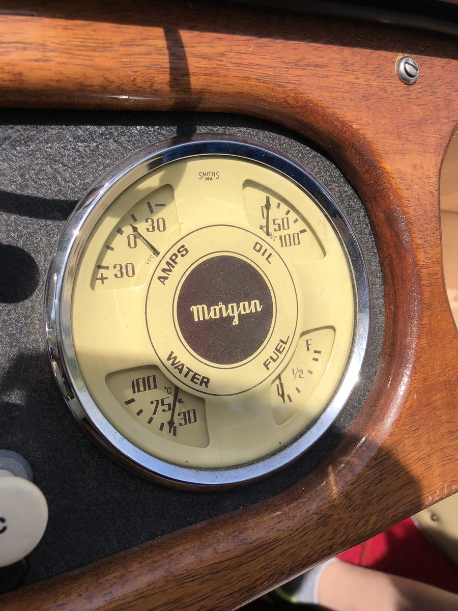 1953 53 Morgan Plus 4 : perfect - magazine featured For Sale (picture 2 of 6)