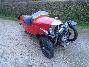 "1927 Morgan 3 wheeler 2 speed Aero with ""dog-eard"" JAP For Sale"