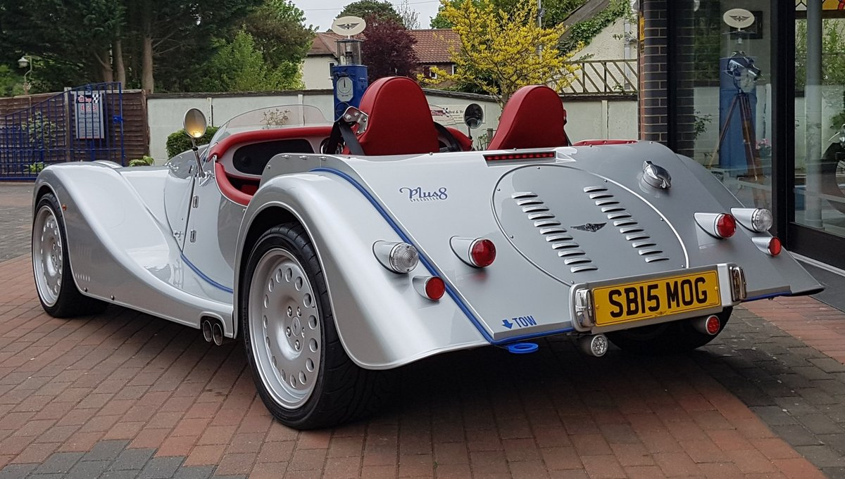 2015 Plus 8 Speedster, just sold - 576 Miles only  For Sale (picture 3 of 6)
