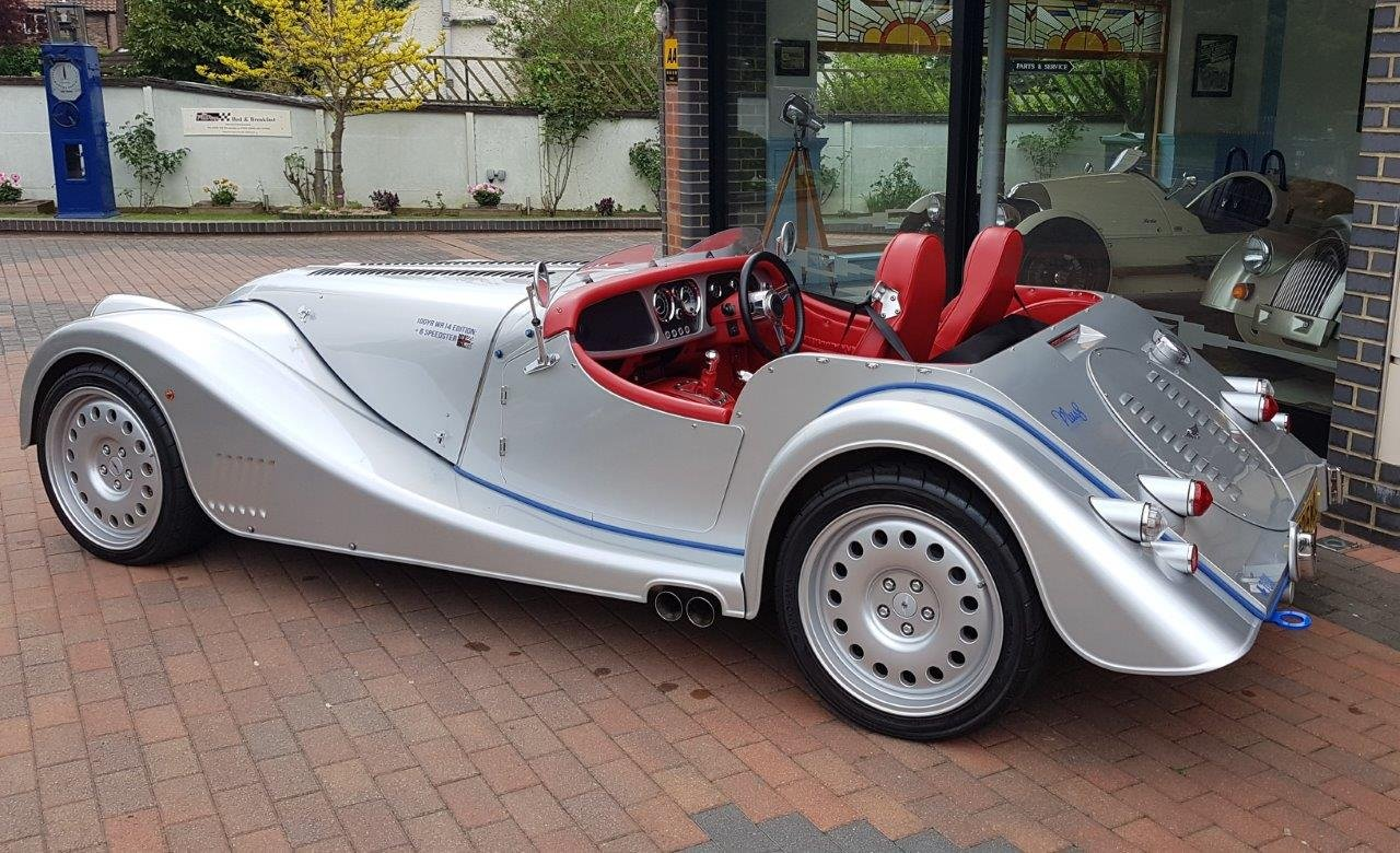 2015 Plus 8 Speedster, just sold - 576 Miles only  For Sale (picture 4 of 6)