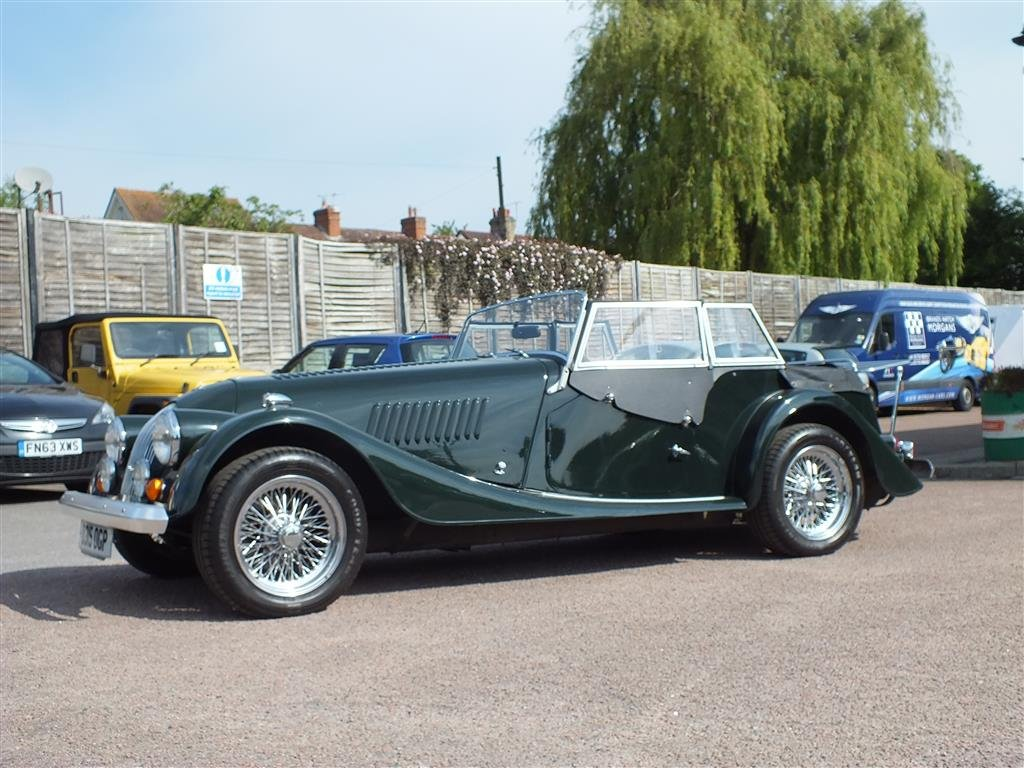 1986 Morgan Plus 4 4 Seater. UNDER OFFER For Sale (picture 1 of 6)