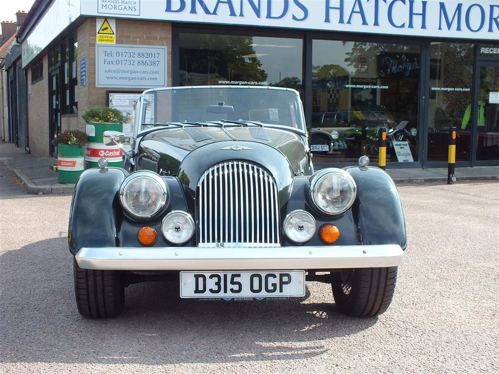 1986 Morgan Plus 4 4 Seater. UNDER OFFER For Sale (picture 2 of 6)