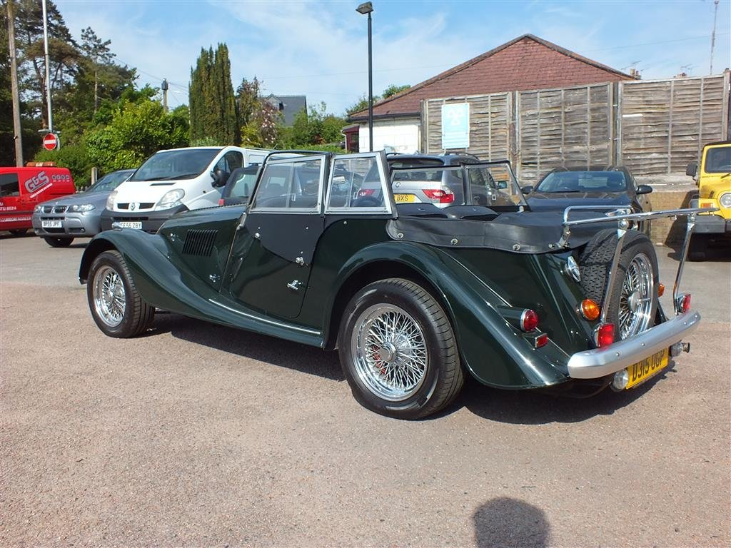 1986 Morgan Plus 4 4 Seater. UNDER OFFER For Sale (picture 4 of 6)