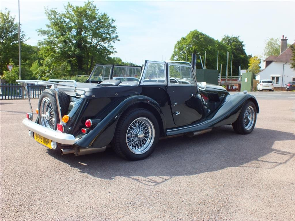 1986 Morgan Plus 4 4 Seater. UNDER OFFER For Sale (picture 5 of 6)