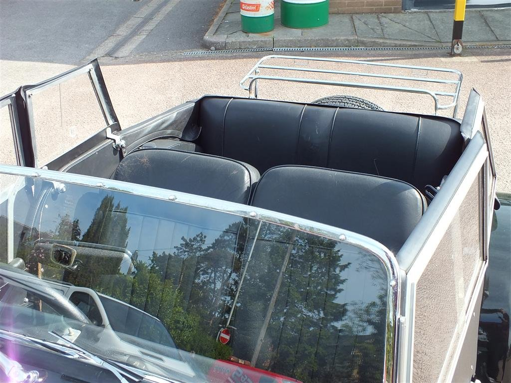 1986 Morgan Plus 4 4 Seater. UNDER OFFER For Sale (picture 6 of 6)