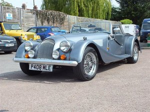 1997 Morgan Plus 4 2 Seater.