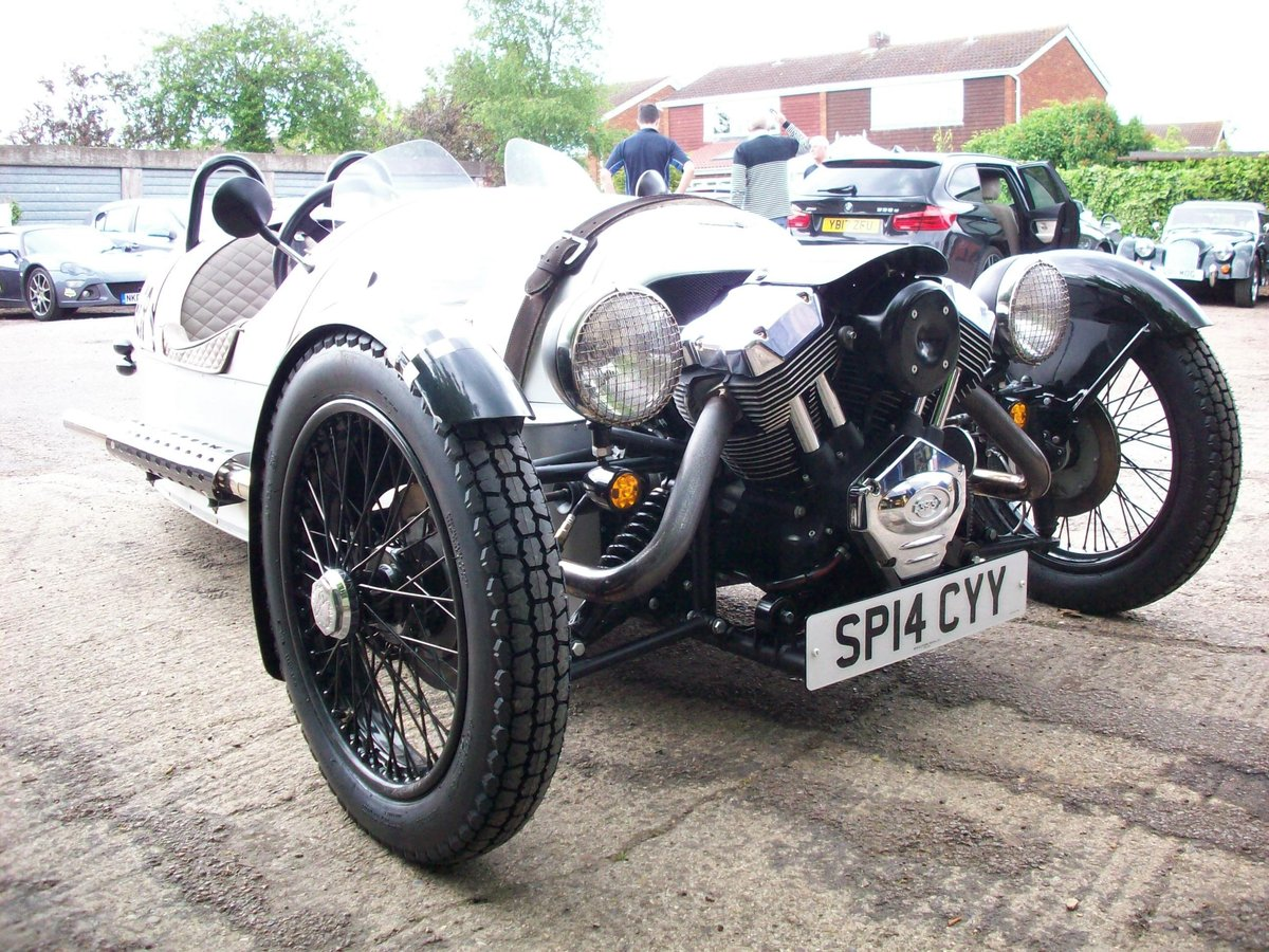 2014 Morgan Superdry 3 Wheeler For Sale (picture 2 of 6)