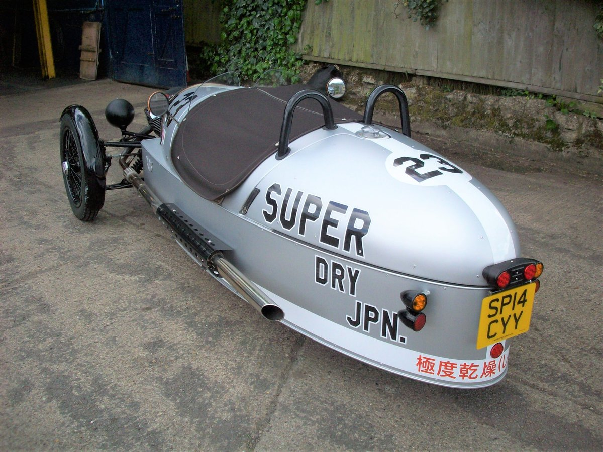 2014 Morgan Superdry 3 Wheeler For Sale (picture 3 of 6)