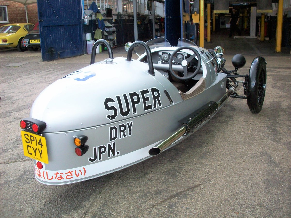 2014 Morgan Superdry 3 Wheeler For Sale (picture 4 of 6)