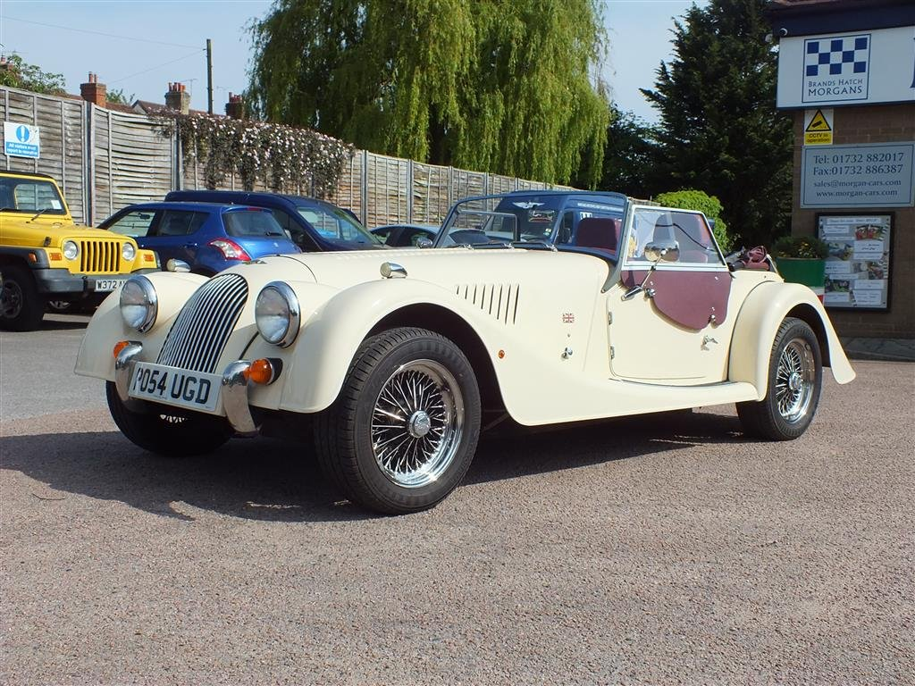 2004 Morgan Plus 4 2 Seater. For Sale (picture 1 of 6)