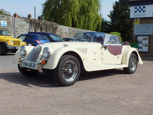 2004 Morgan Plus 4 2 Seater. For Sale