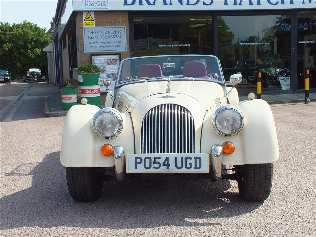 2004 Morgan Plus 4 2 Seater. For Sale (picture 4 of 6)