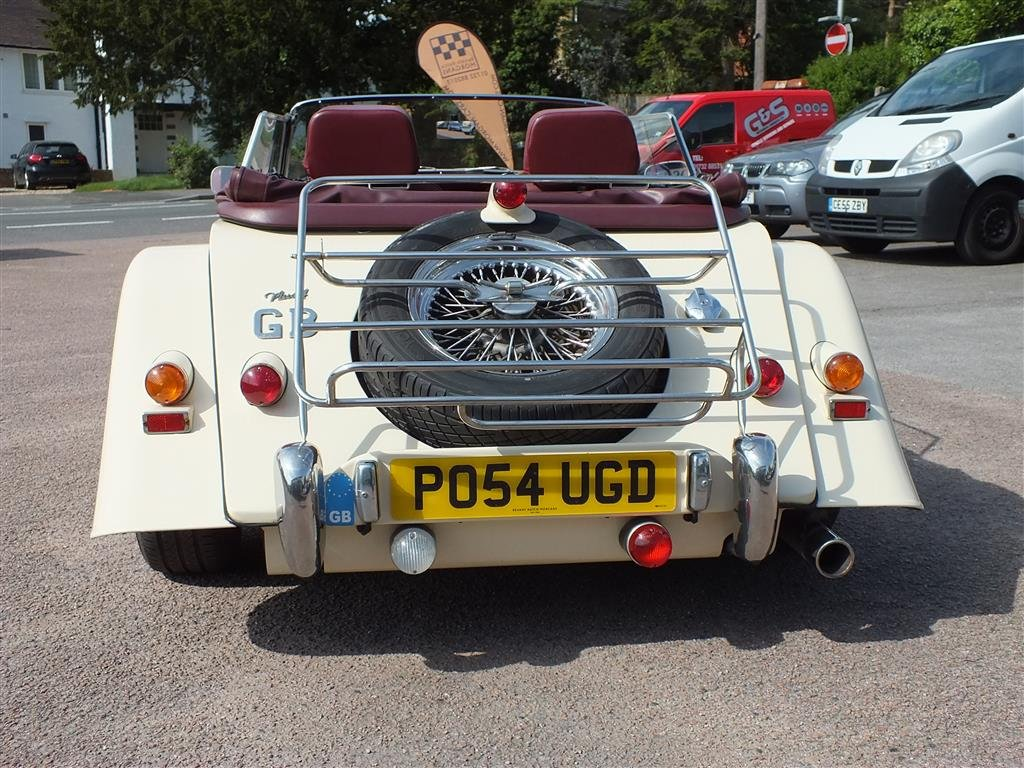 2004 Morgan Plus 4 2 Seater. For Sale (picture 6 of 6)