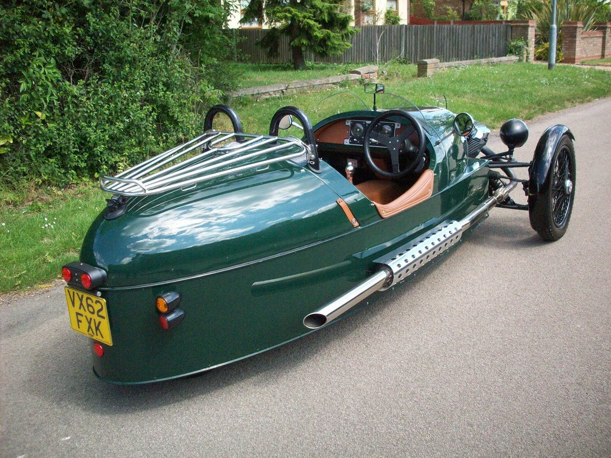 2012 Morgan 3 Wheeler SOLD (picture 4 of 6)