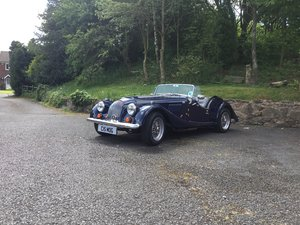 1991 Morgan Roadster 4/4 Indigo Blue
