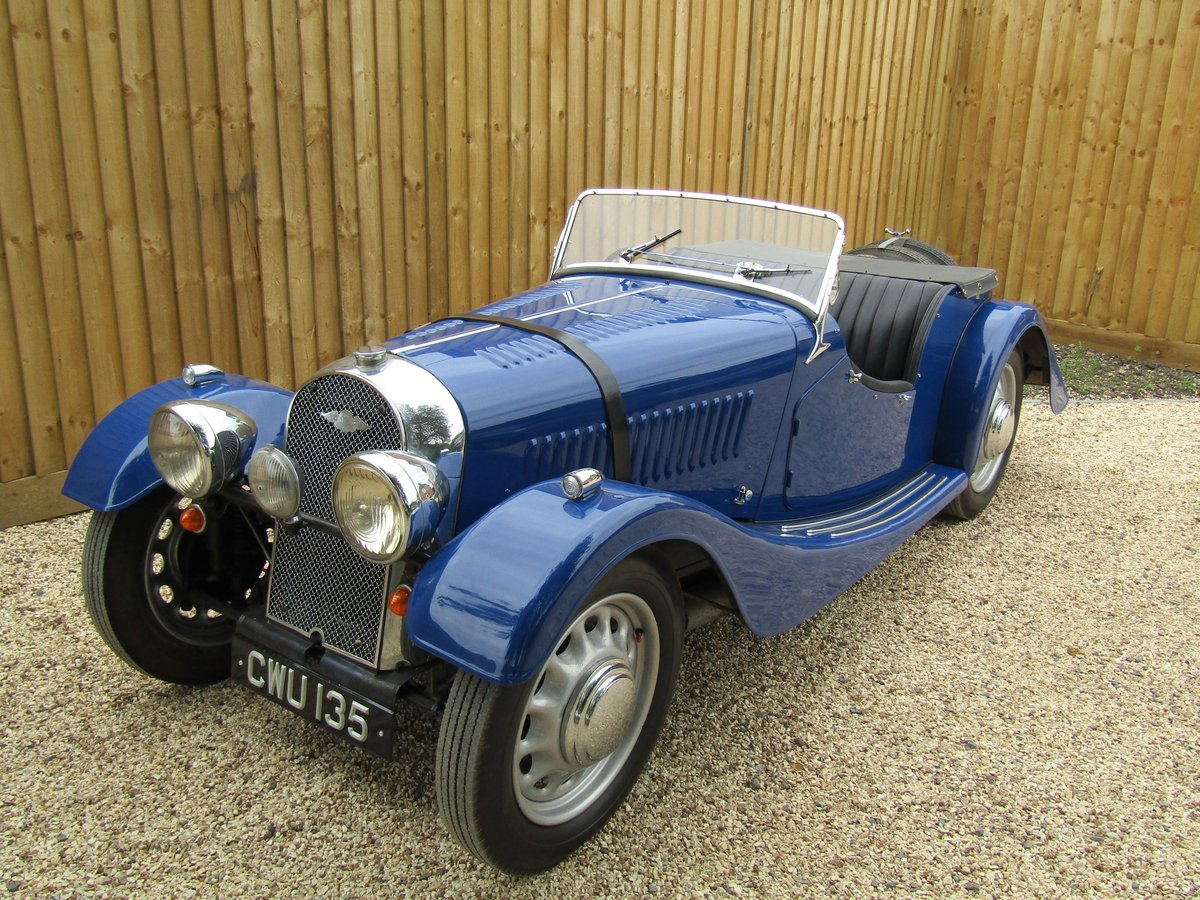 1938 Morgan 4/4 Series1 Flat Rad For Sale (picture 1 of 6)