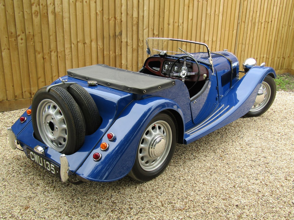 1938 Morgan 4/4 Series1 Flat Rad For Sale (picture 2 of 6)