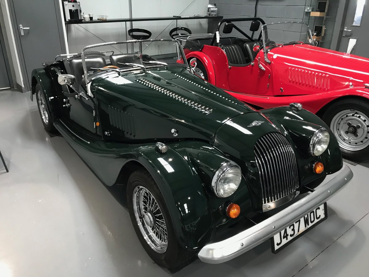 Morgan Plus 4 1992 For Sale (picture 2 of 6)