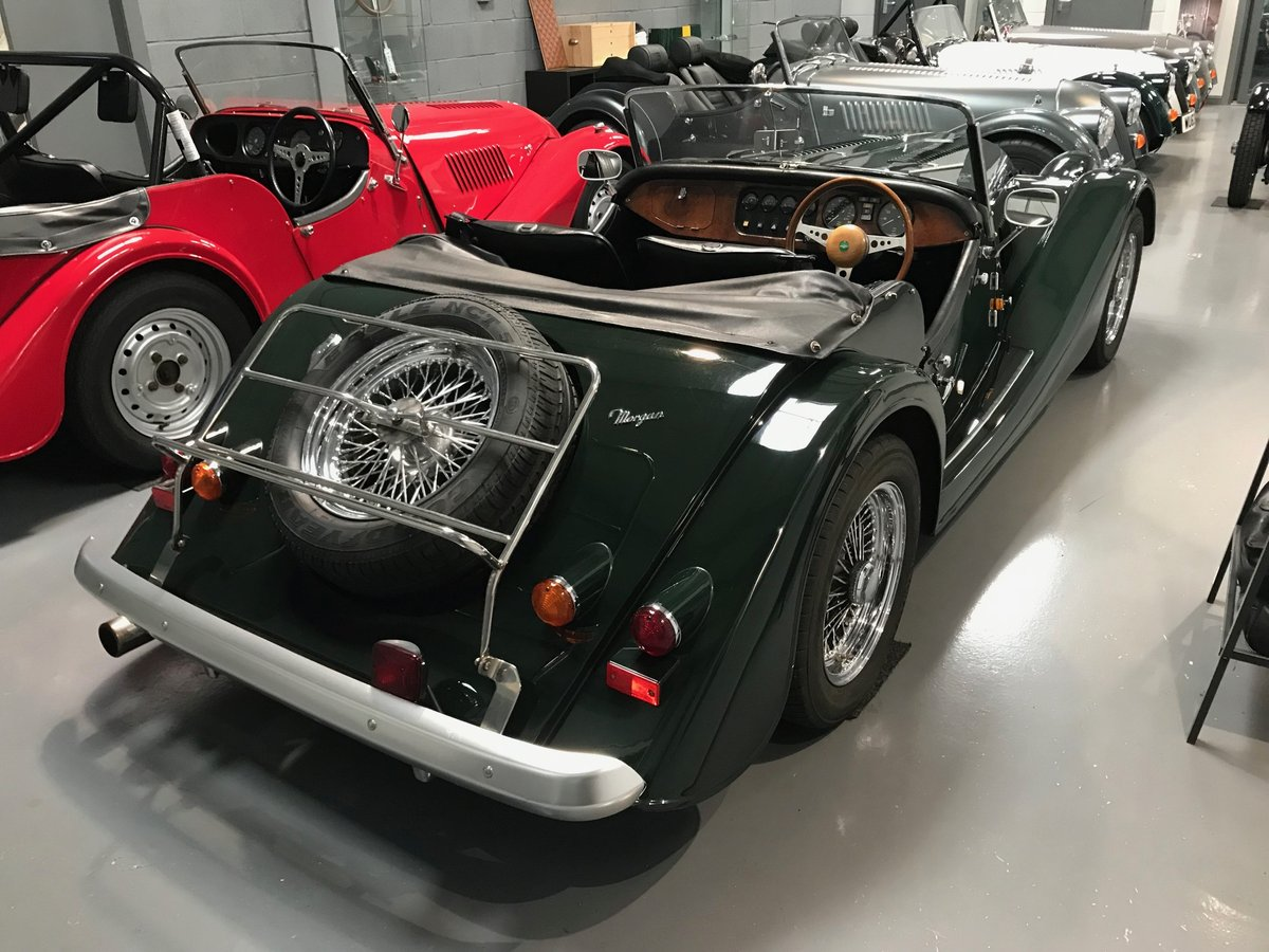 Morgan Plus 4 1992 For Sale (picture 3 of 6)