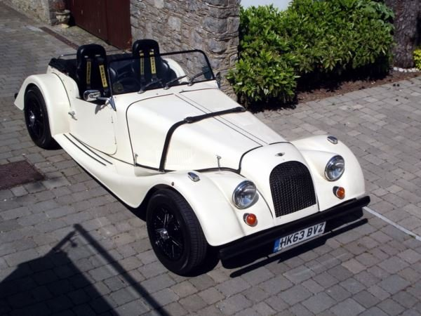 2013 MORGAN ROADSTER EVOCATION (WILDEMOOR HAWKE) For Sale (picture 4 of 6)