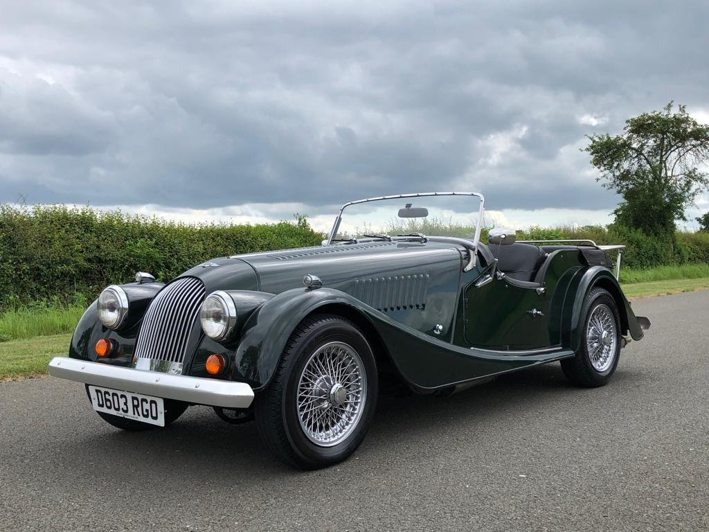 1987 Morgan 4/4 2.0 Litre SOLD (picture 1 of 6)