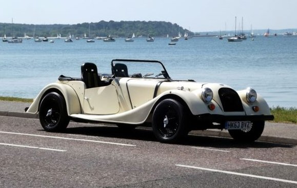 2013 MORGAN ROADSTER EVOCATION (WILDEMOOR HAWKE) For Sale (picture 1 of 6)