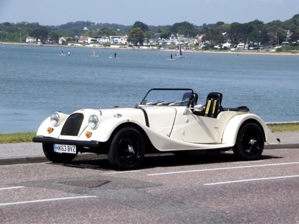 2013 MORGAN ROADSTER EVOCATION (WILDEMOOR HAWKE) For Sale (picture 3 of 6)