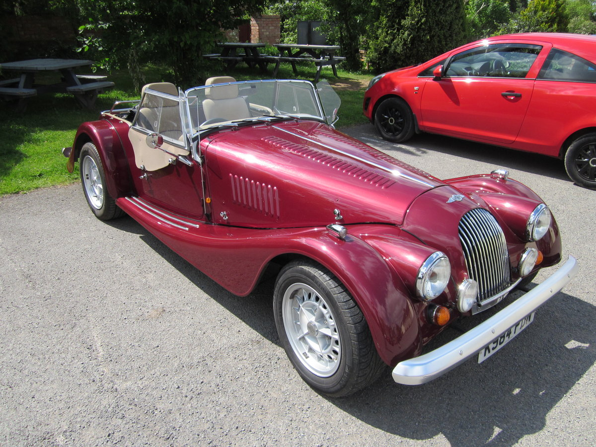 1993 Morgan +8 For Sale (picture 1 of 6)