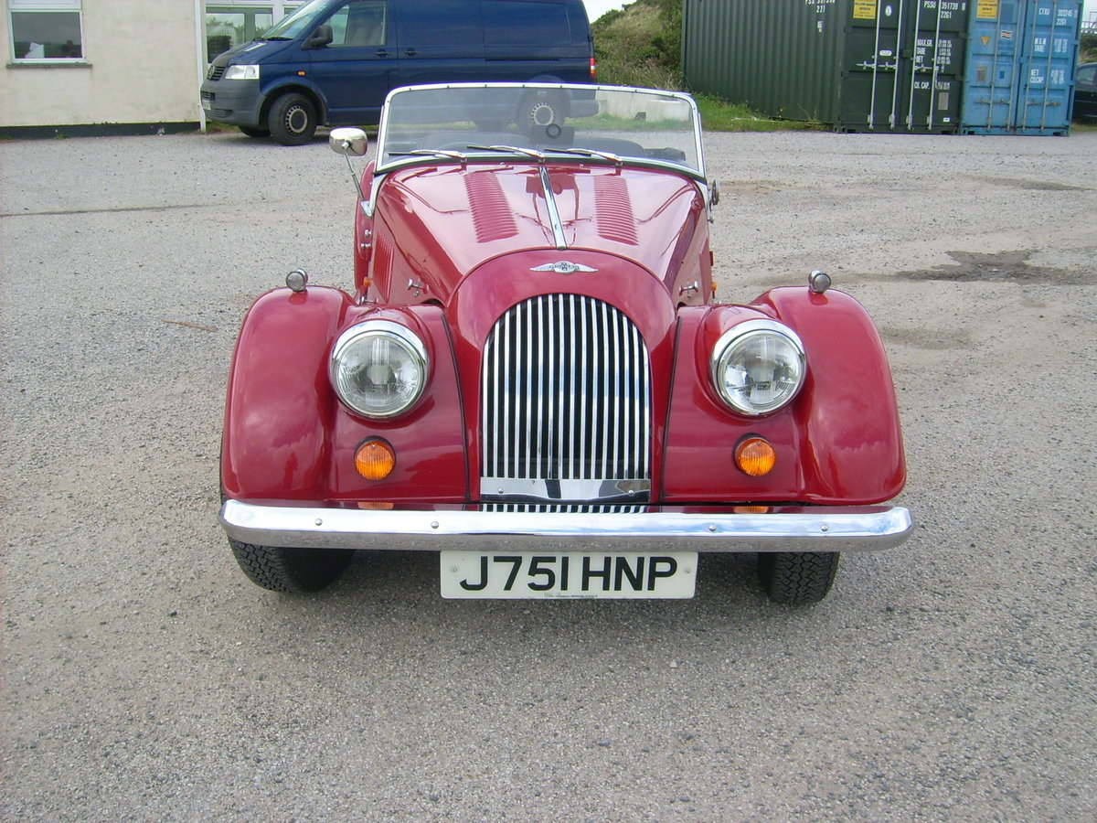 1992 Morgan 4/4 2 seater- 1 owner - 11k miles only SOLD (picture 1 of 6)