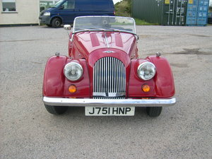 1992 Morgan 4/4 2 seater- 1 owner - 11k miles only SOLD