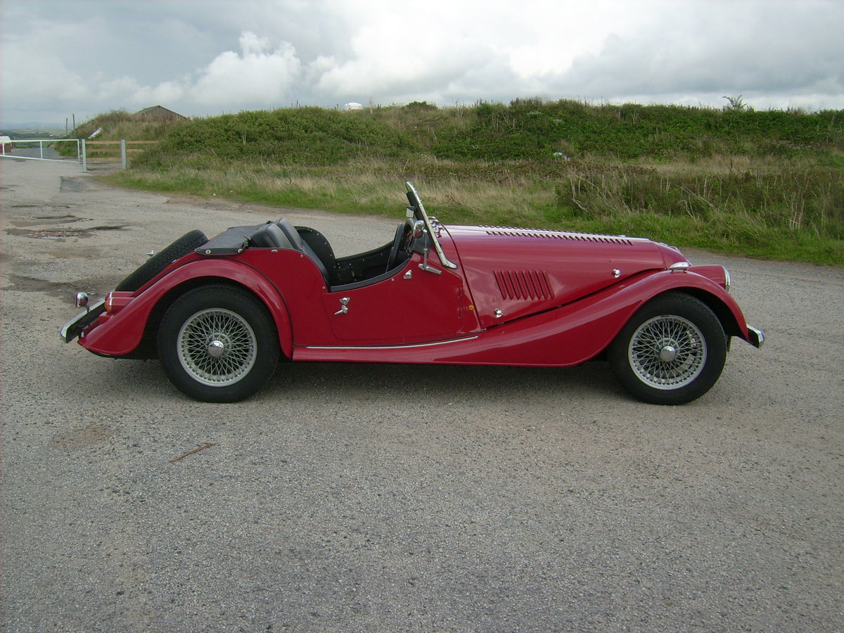 1992 Morgan 4/4 2 seater- 1 owner - 11k miles only SOLD (picture 3 of 6)