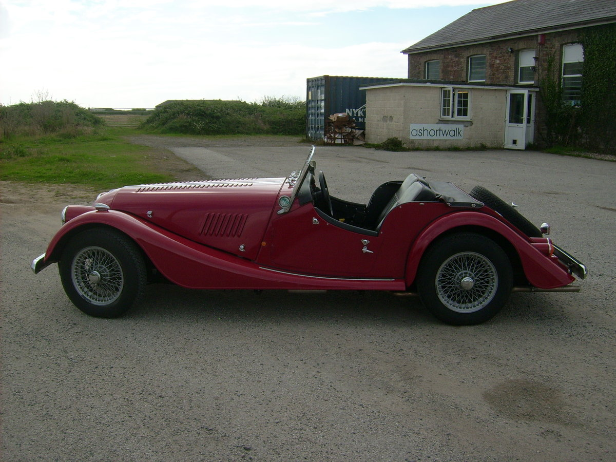 1992 Morgan 4/4 2 seater- 1 owner - 11k miles only SOLD (picture 4 of 6)