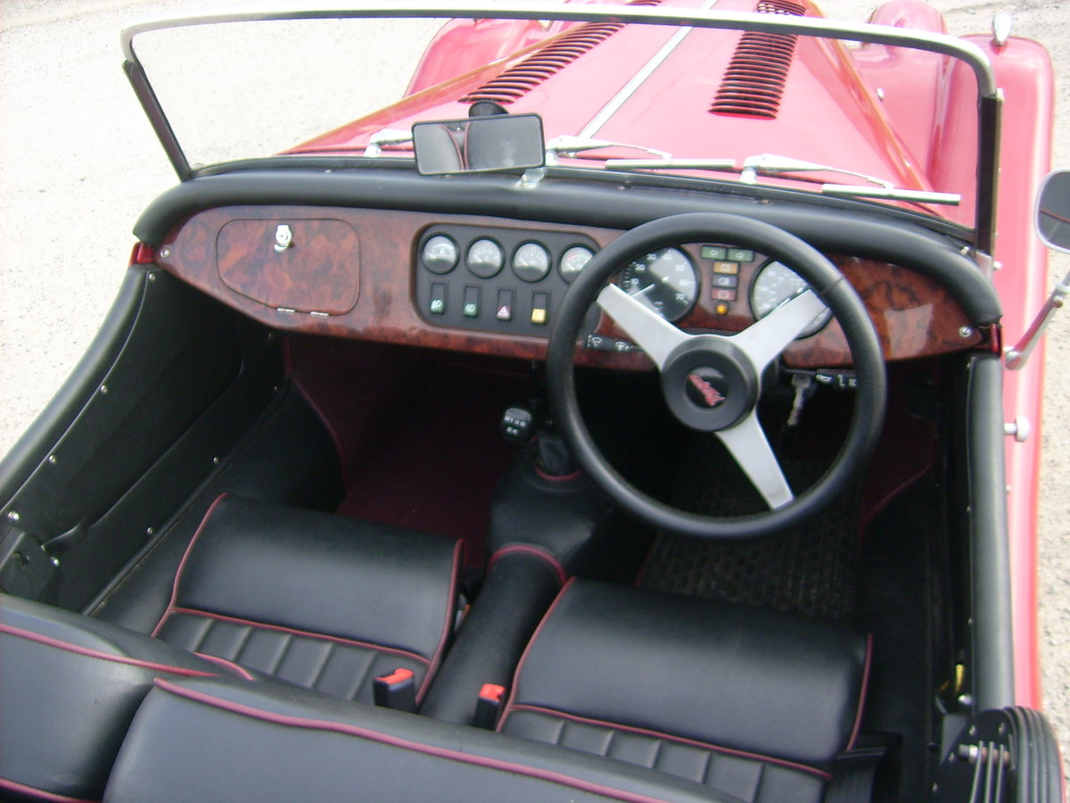 1992 Morgan 4/4 2 seater- 1 owner - 11k miles only SOLD (picture 5 of 6)