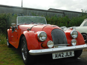 1984 4 seat Morgan 4/4 For Sale