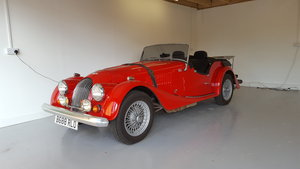 1985 MORGAN 4/4 FOUR SEATER - RHD