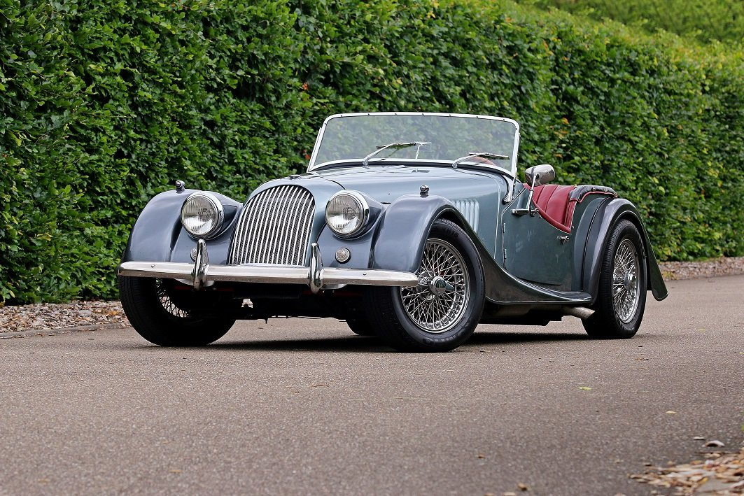 1965 - Morgan 4/4 Series V For Sale by Auction (picture 1 of 4)
